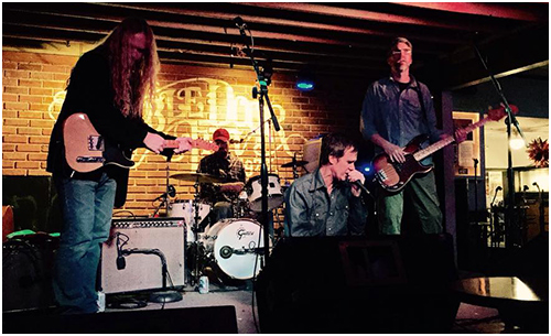 Truckstop Preachers at the Double Door Inn, Charlotte, NC